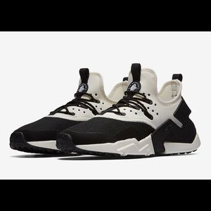 Nike Air Huarache Drift (Black/Sail)